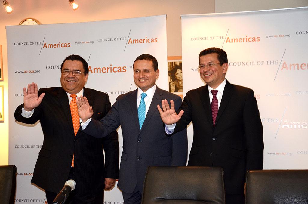 Oportunidades y no muros  pide Centroamérica en DC