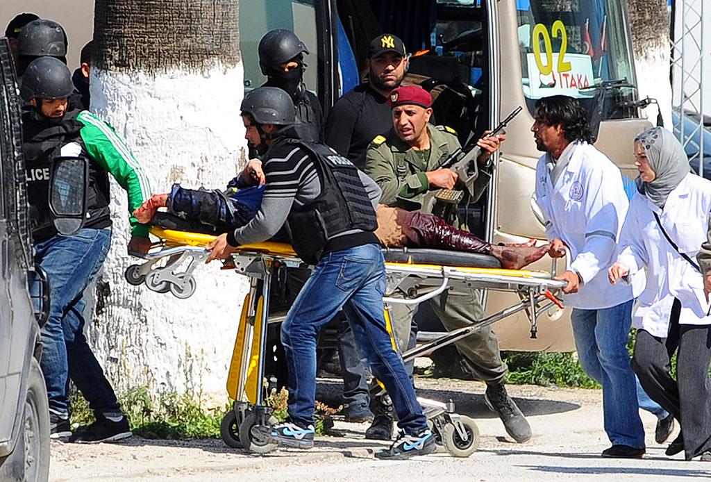 ISIS se adjudica mortífero  ataque terrorista en Túnez