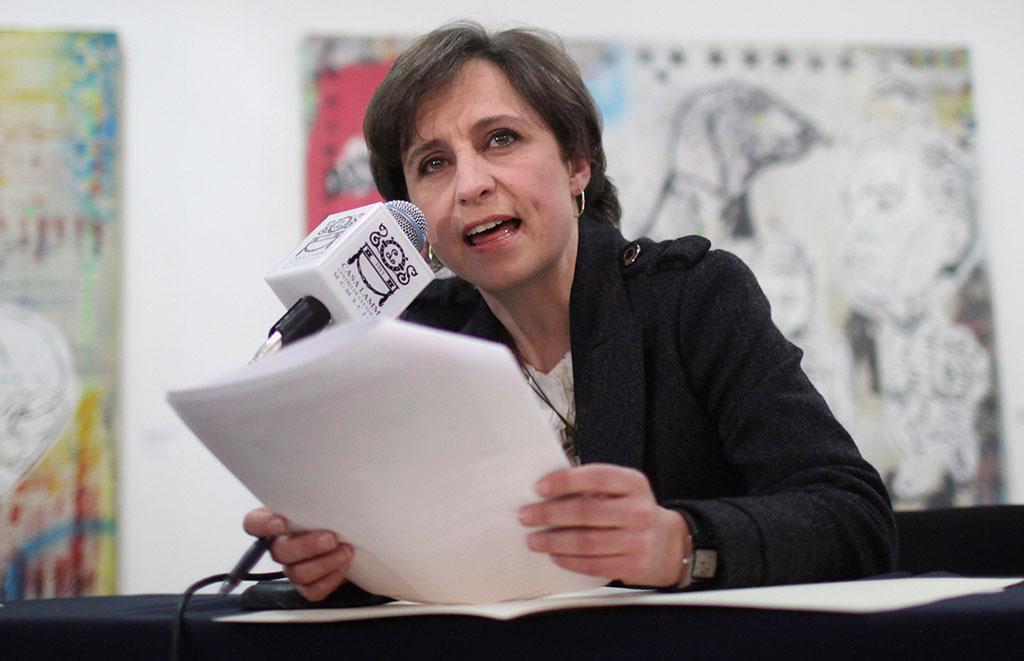 Despido de periodista Aristegui desata revuelo