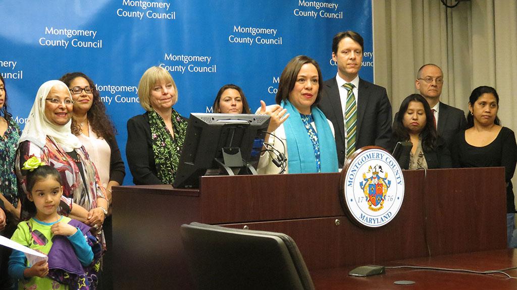 Iniciativa en el Concejo de Montgomery para promover cuidado infantil
