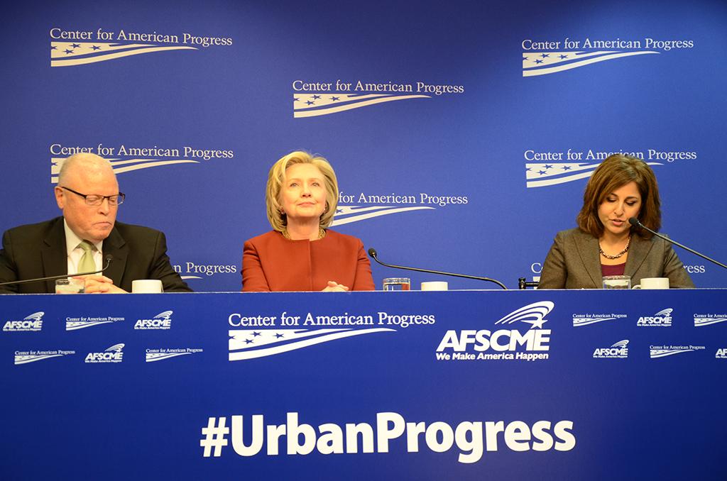 CAP habla sobre progreso urbano