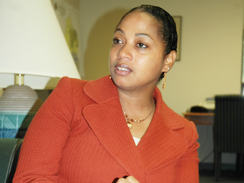 """Joseline Peña-Melnyk: """"Quiero ser la voz de la comunidad de Maryland"""""""