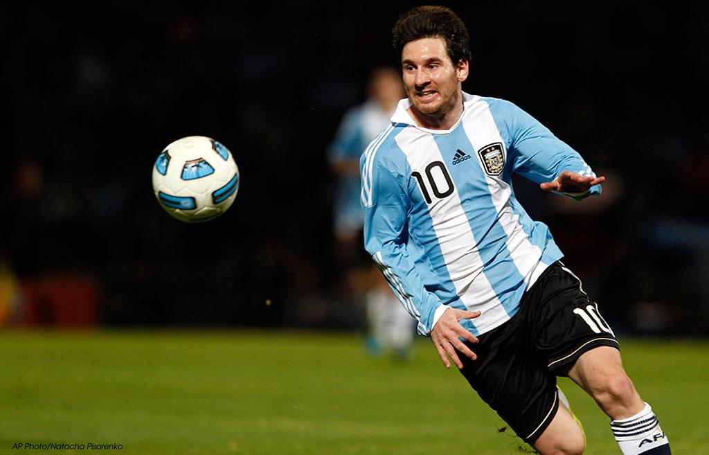 Argentina y sus estrellas vienen a DC