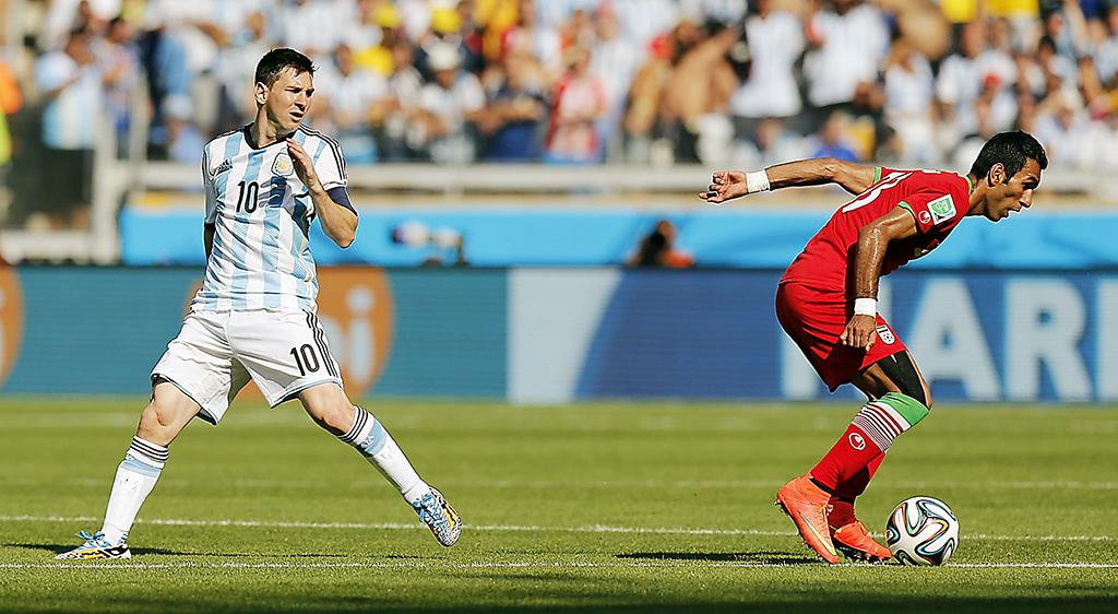 Messi está listo para enfrentar a El Salvador