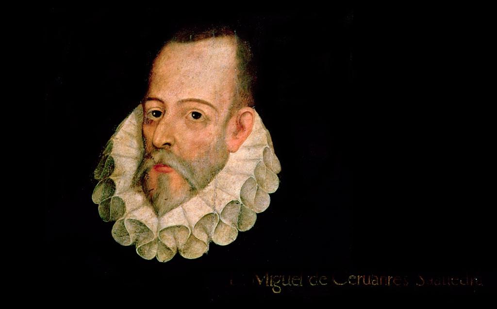 Hallan los restos de Miguel de Cervantes