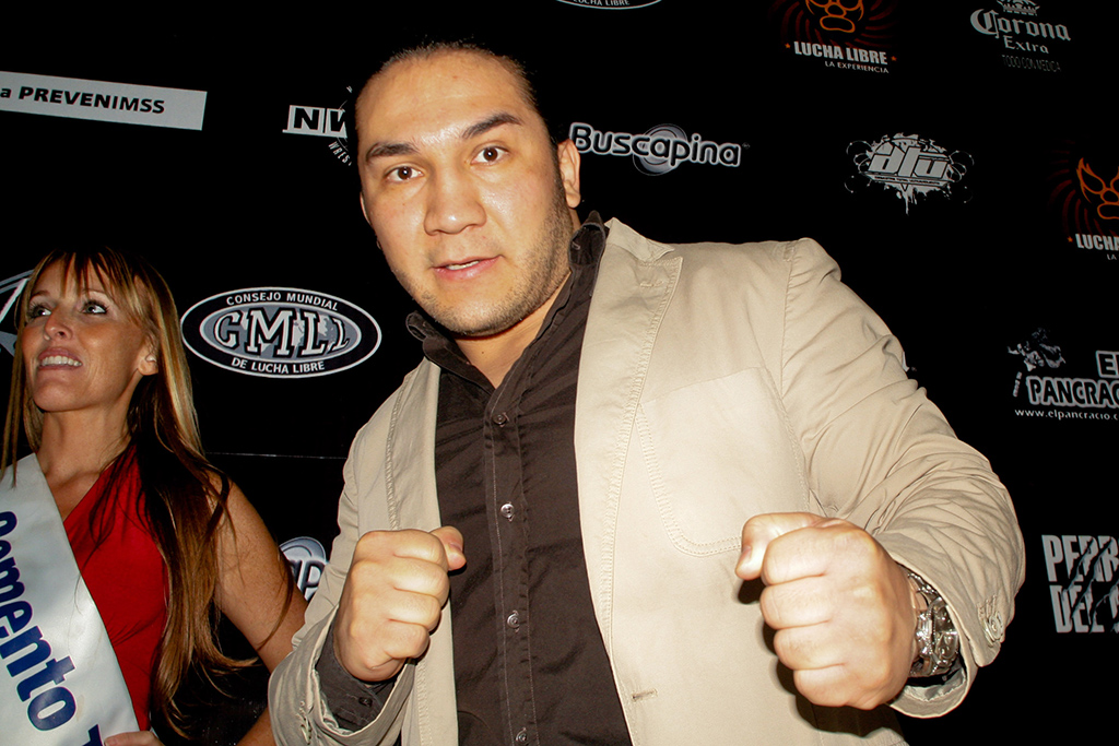 Muere famoso luchador mexicano