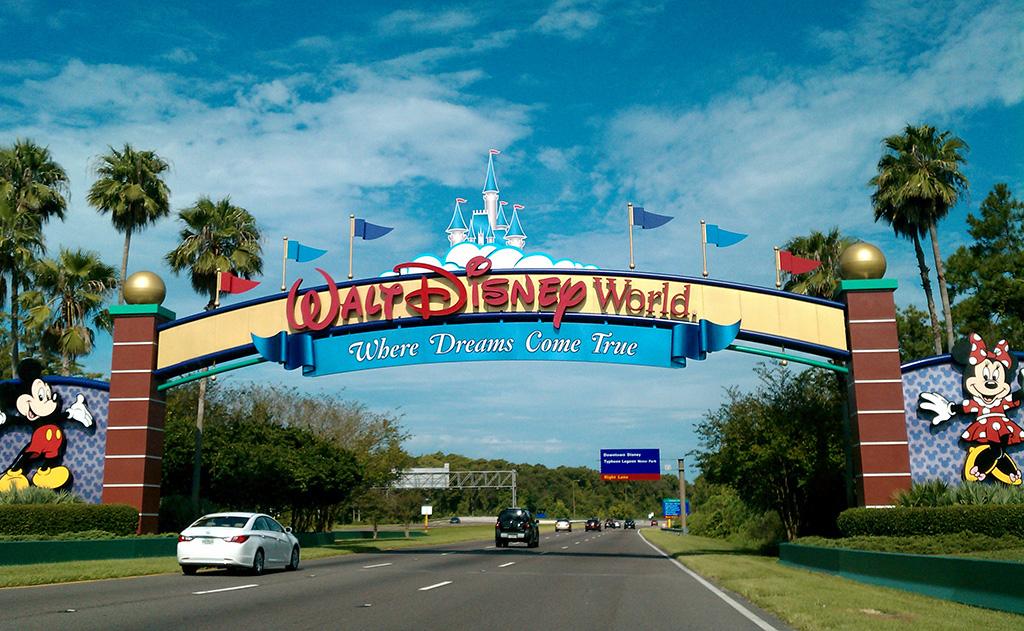 Orlando principal destino turístico