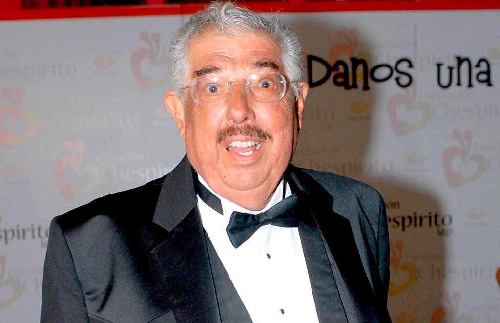 El 'Profesor Jirafales' criticó a 'La Chilindrina'