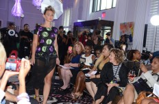 "Total éxito del Desfile de Modas ""Primavera-Verano 2017, del DC Fashion Foundation, el 31 de agosto en el W Hotel de Washington, DC. (Fotos: Alvaro Ortiz / Washington Hispanic)"