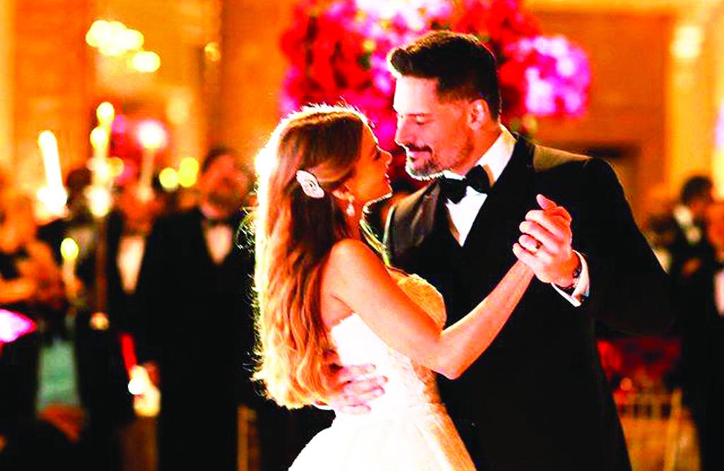 Matrimonio de Sofía Vergara y Joe Manganiello, un cuento de hadas