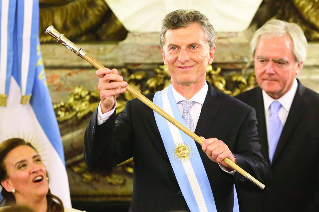 Macri declara guerra a la pobreza y la corrupción