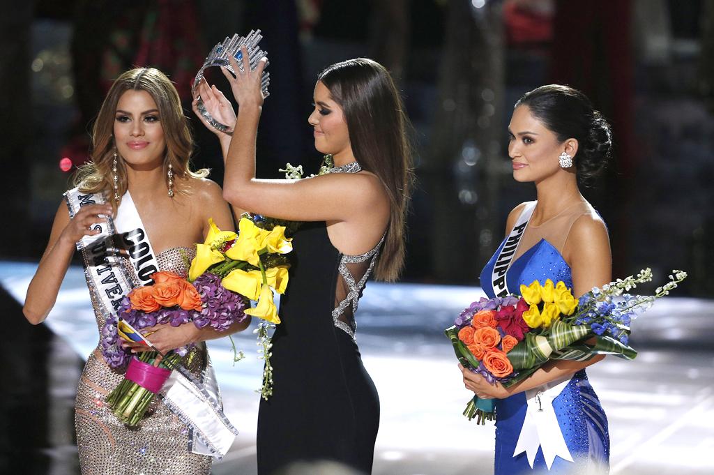 Colombianos indignados por error en Miss Universo
