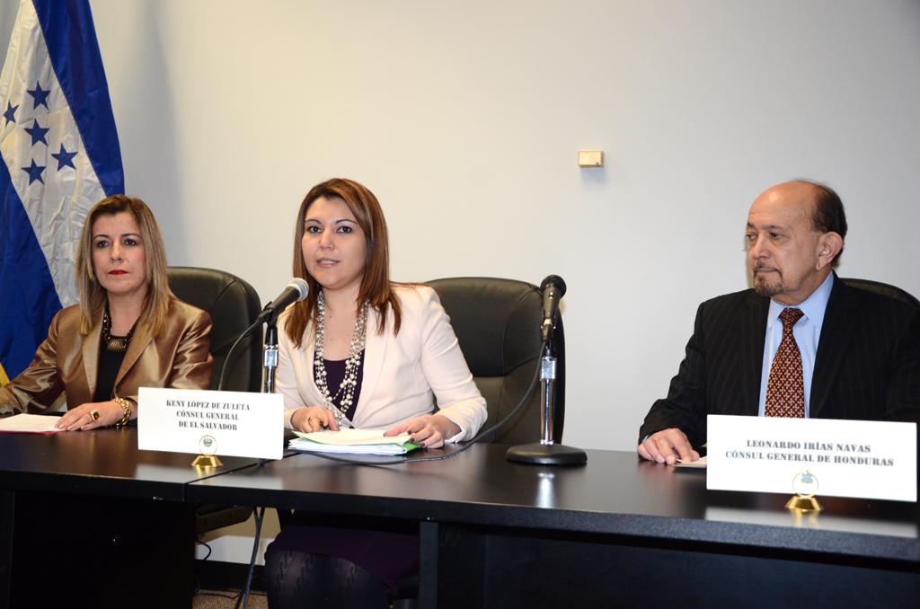 Cónsules apoyan derechos  de la comunidad inmigrante