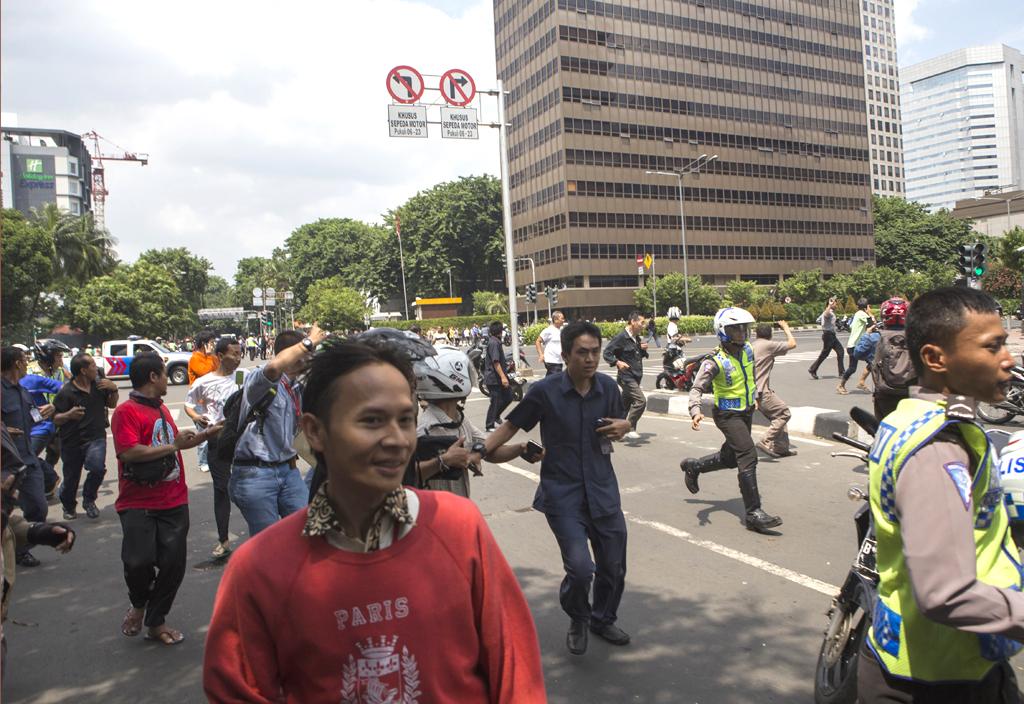 Estado Islámico financió ataques en Yakarta, dice policía