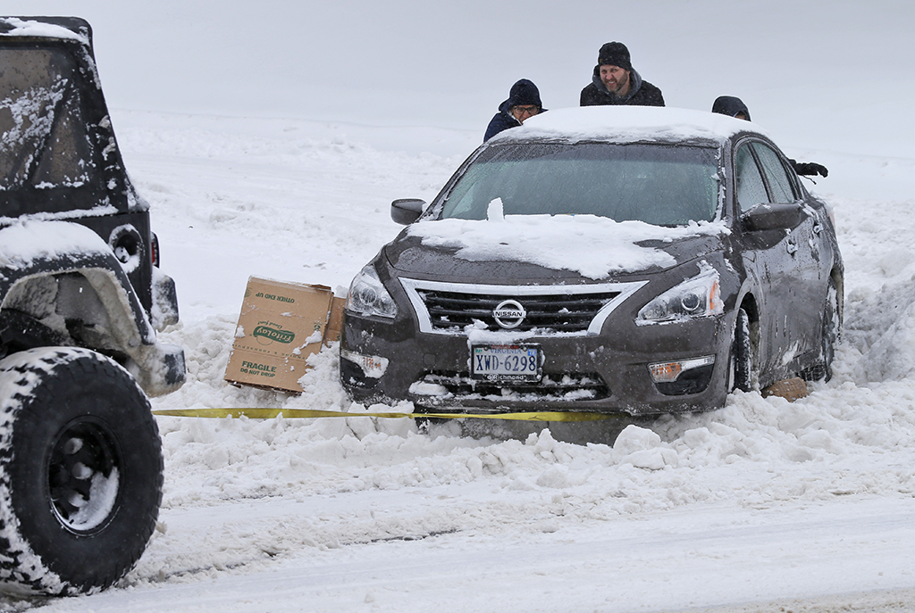 Nevada mata a 11 en el DMV