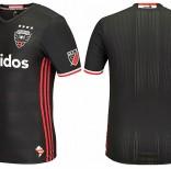 Esta es la nueva camiseta del equipo, llena de detalles que la distinguen como de DC. Foto: MLS.com