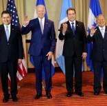 El gobierno de los Estados Unidos ha establecido un vínculo de trabajo con los gobernantes del triángulo norte de Centroamérica para mejorar la situación actual de la región.  Foto: Cortesía.
