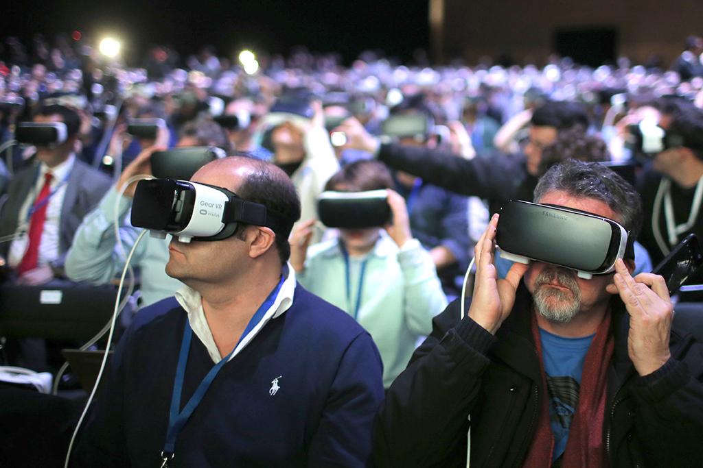 Samsung y LG adoptan realidad virtual en sus smartphones