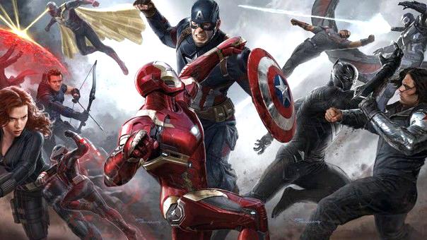 Filtran segundos de 'Capitán América Civil War'