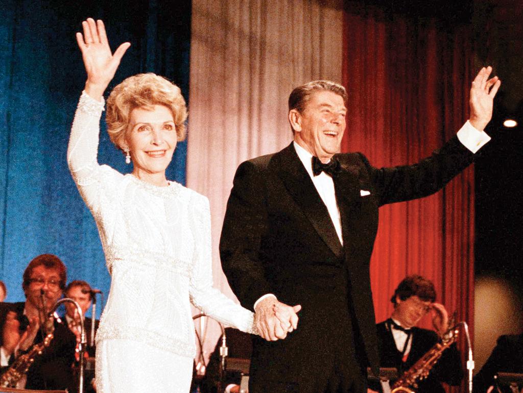 Adiós a Nancy Reagan