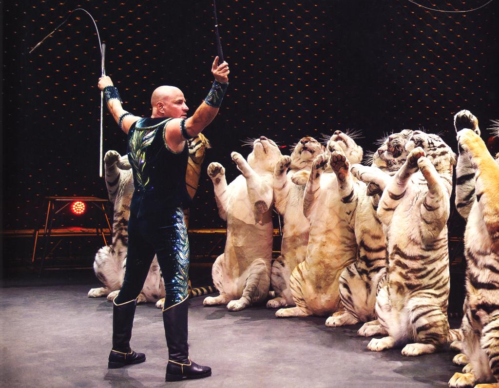 Circo Ringling Bros presenta 'Xtreme'