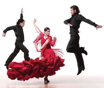 Flamenco Vivo se presenta en Strathmore