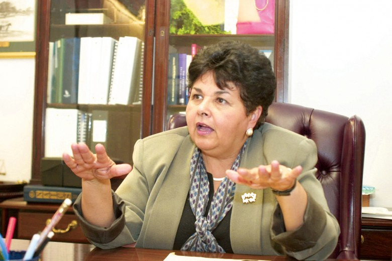 Ana Sol Gutiérrez.