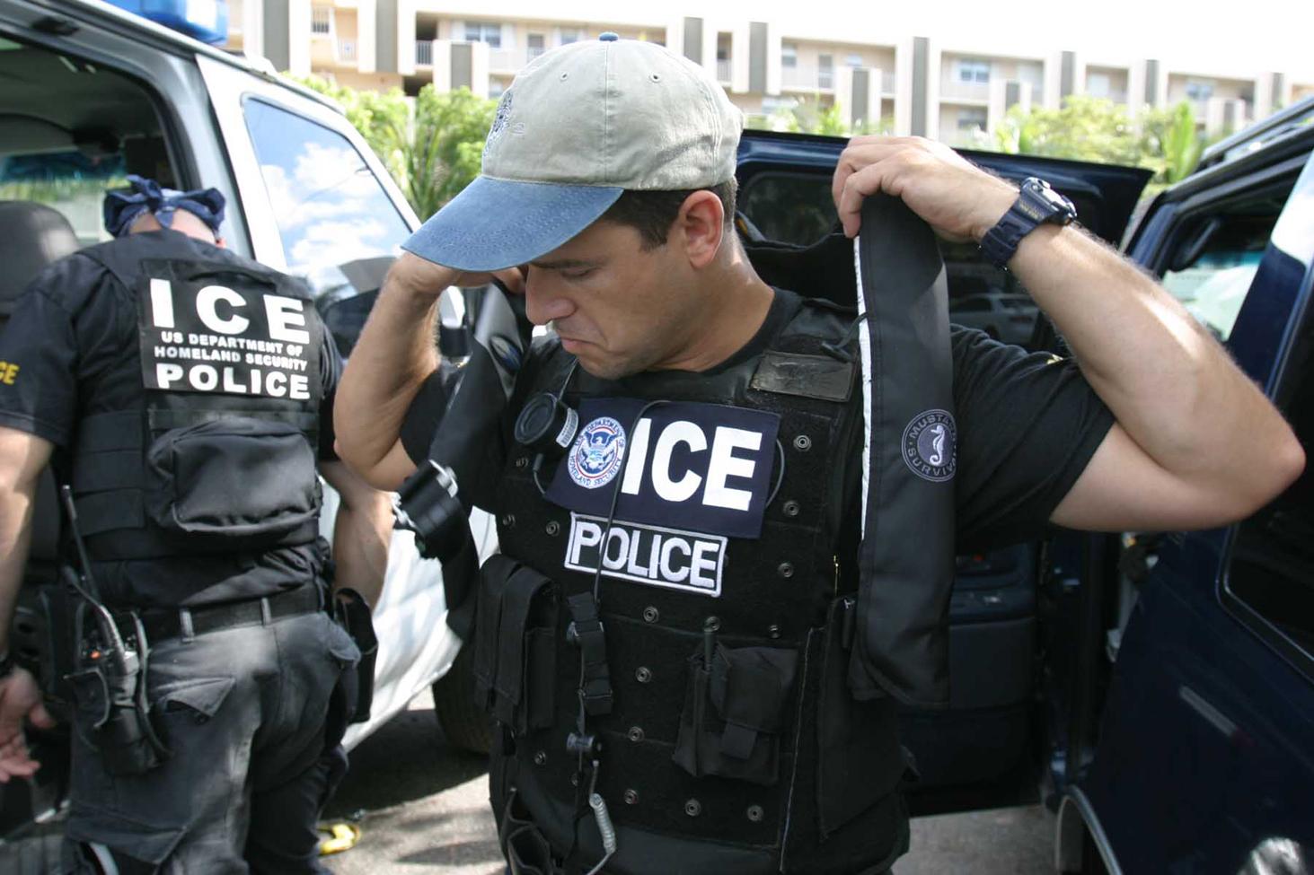 Foto: U.S. Immigration and Customs Enforcement