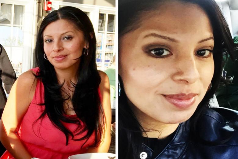 Lizeth Yadira López, de origen boliviano, trabajaba como consejera juvenil. Su cuerpo fue hallado diez días después de haber sido reportada como desaparecida en Lake Ridge, Virginia. Foto: PDPW