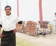 Nuestro plato bandera, el Chancho al Palo, estará representando a la gastronomía huaralina en el Taste of Perú Washington DC 2016 este domingo 29 de mayo. Foto: Cortesía