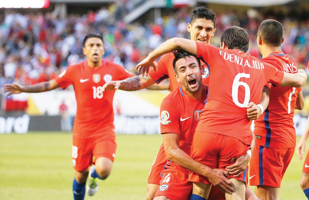 Se viene la revancha en la Copa Centenario