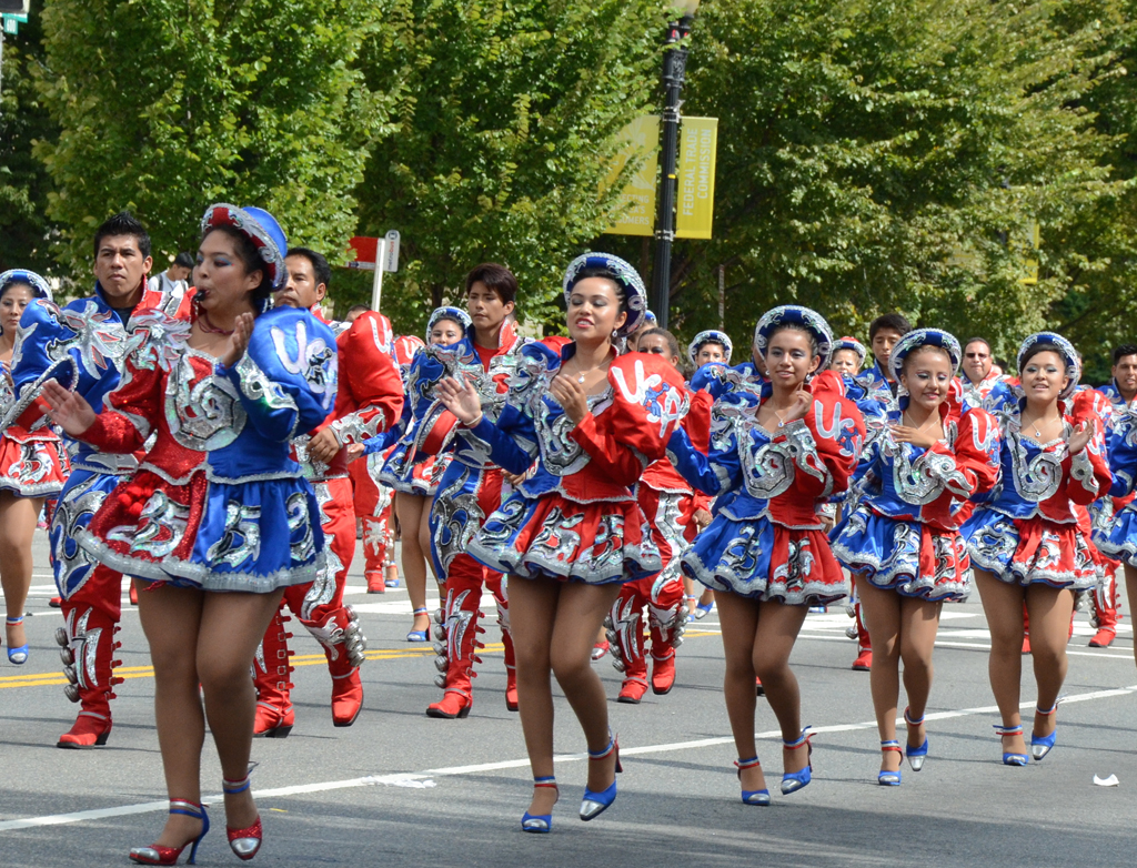 FIESTA DC: Festival Latino en Washington DC