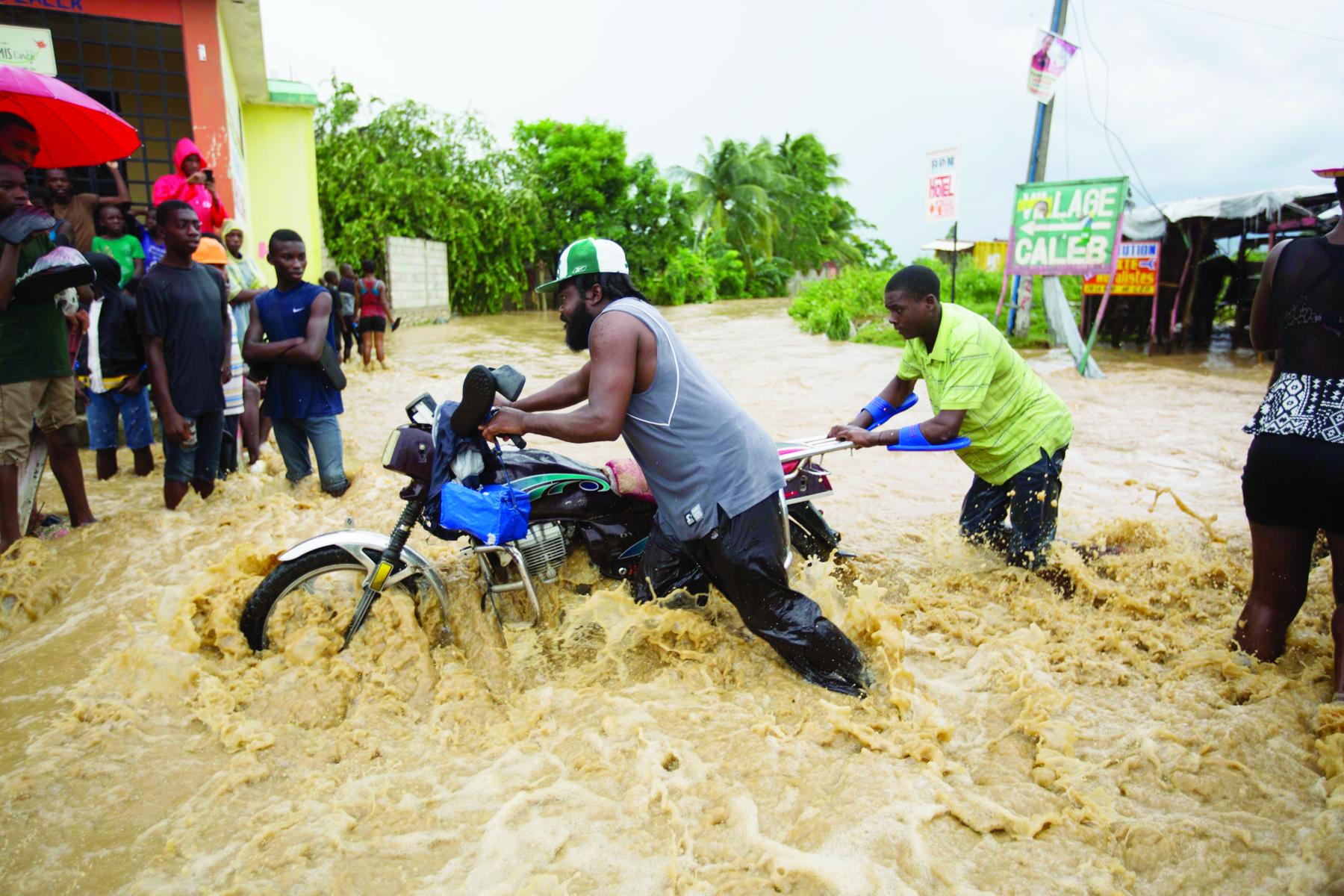Haití: Se eleva a 264 el número de muertos por huracán Matthew