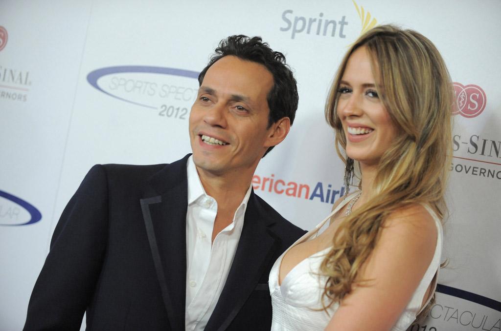 ¿Volvieron? Videos muestran un posible romance entre J.Lo y Marc Anthony