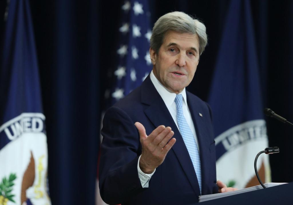 """Kerry: """"Israel puede ser judío o democrático, pero no puede ser ambos"""""""