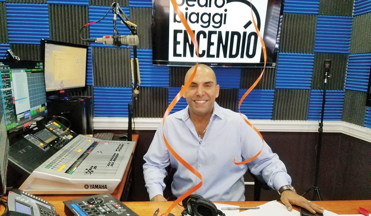 Pedro Biaggi regresa 'Encendío'
