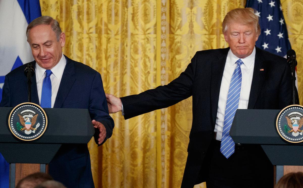 """Pide a primer ministro """"aguantar"""" asentamientos en Israel"""