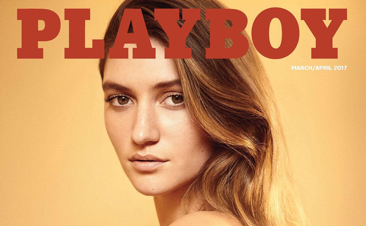 Regresan los desnudos  de Playboy