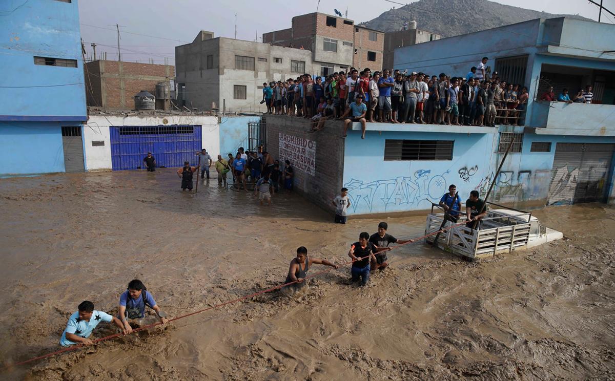 Presidente de Perú se abstiene de declarar emergencia
