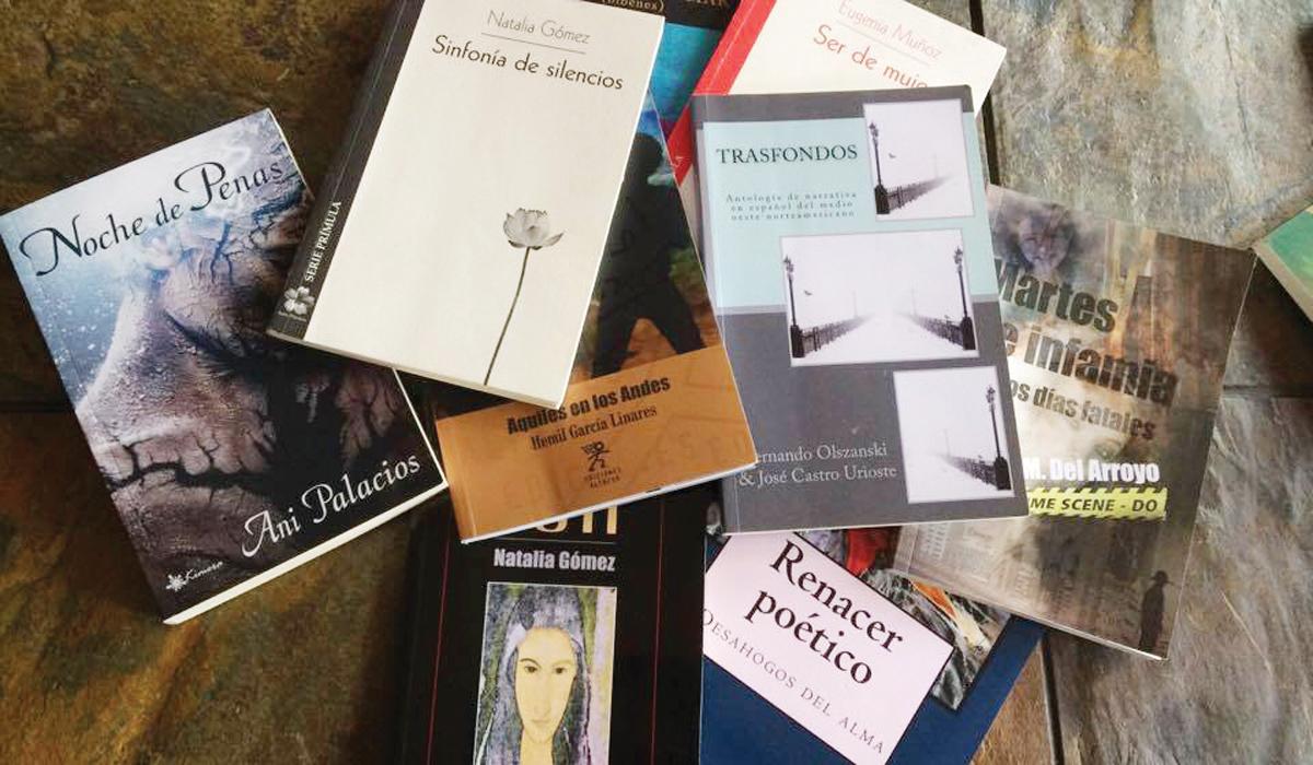 Festival del libro hispano  une cultura, literatura y diversión