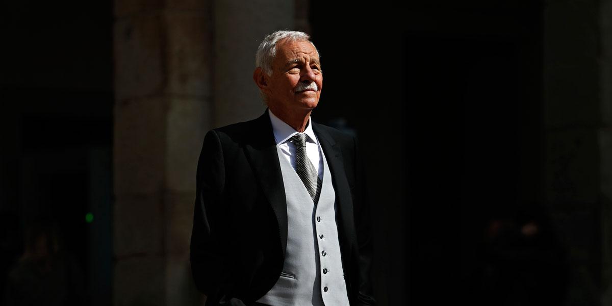 El español Eduardo Mendoza recibe el Premio Cervantes