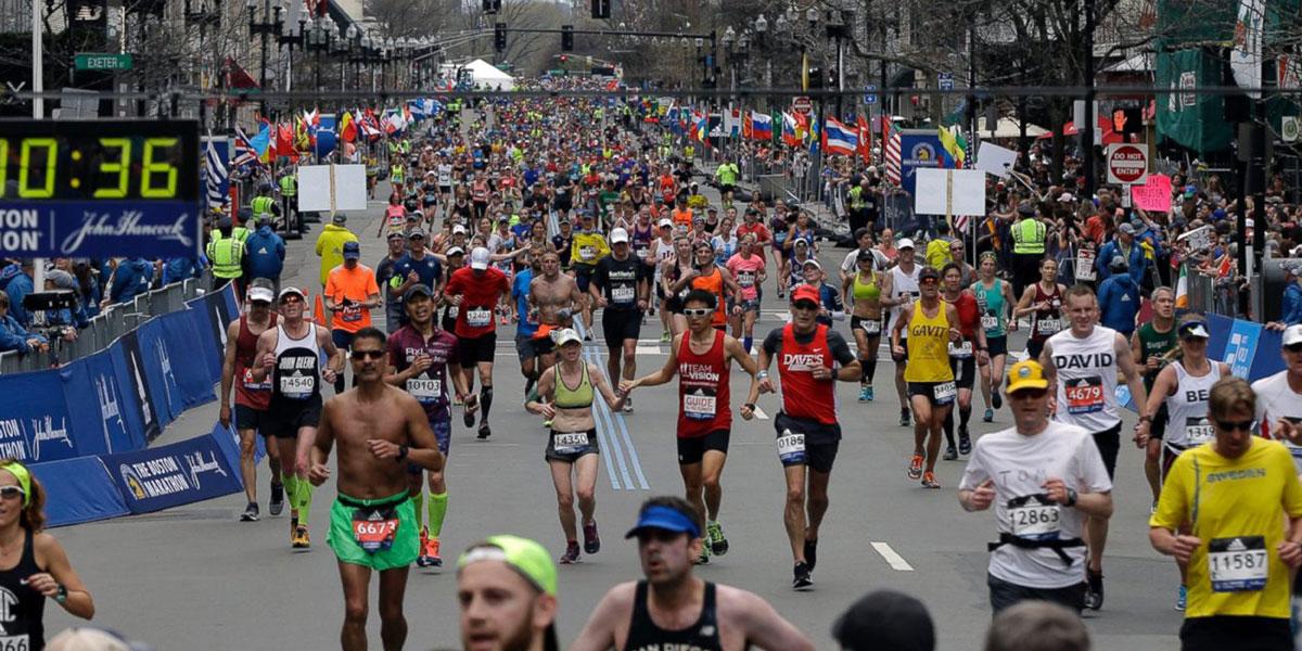 Adidas se disculpa por mensaje sobre Maratón de Boston