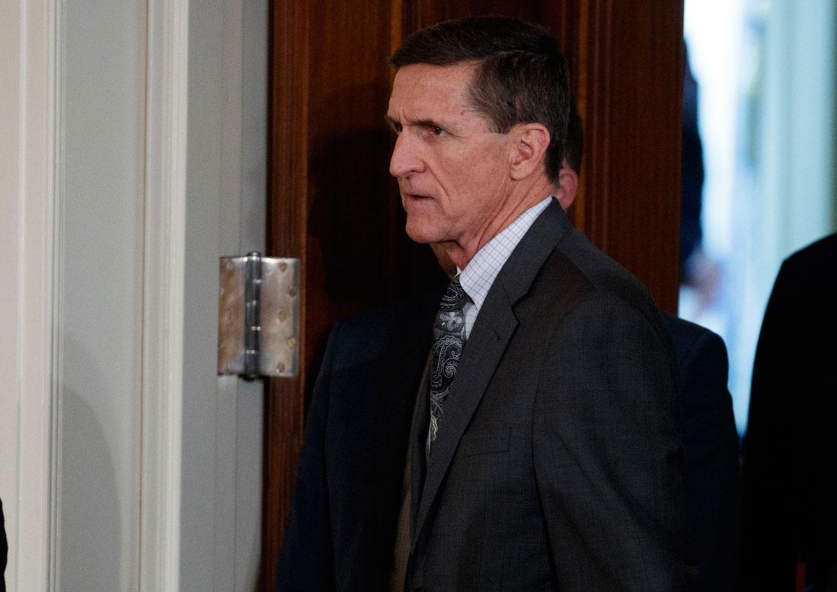 May pedirá a Trump intercambio de inteligencia de manera 'segura'