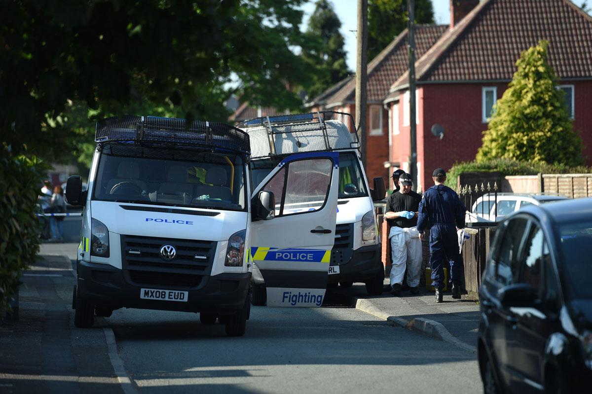 Perdóname: terrorista de Manchester a su madre