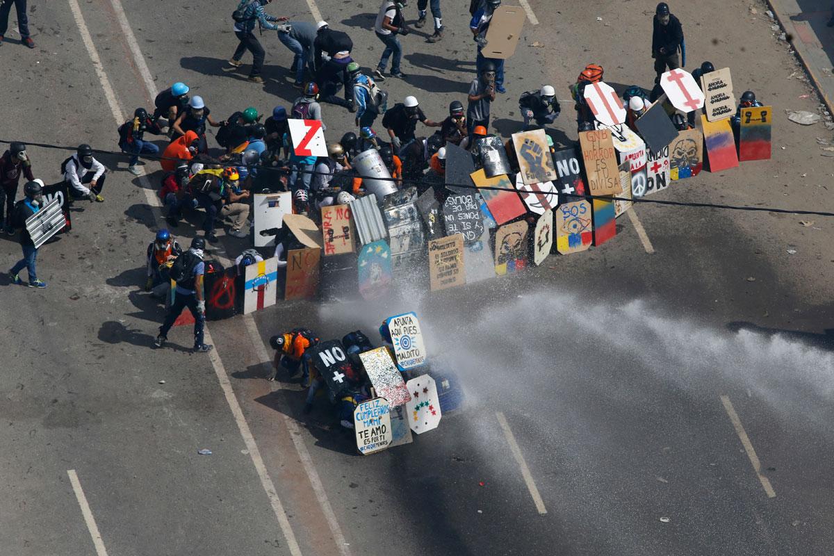 Fiscal chavista interpuso acción legal contra Constituyente convocada por Maduro