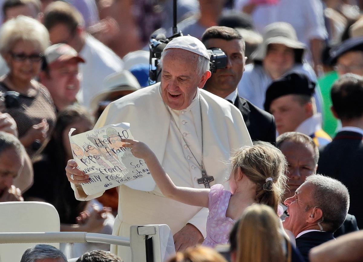El Papa vuelve a  Latinoamérica