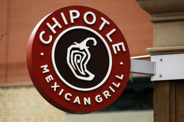 This Thursday, Jan. 12, 2017, photo, shows the sign on a Chipotle restaurant in Pittsburgh. Chipotle Mexican Grill, Inc. reports financial results, Tuesday, July 25, 2017. (AP Photo/Gene J. Puskar)