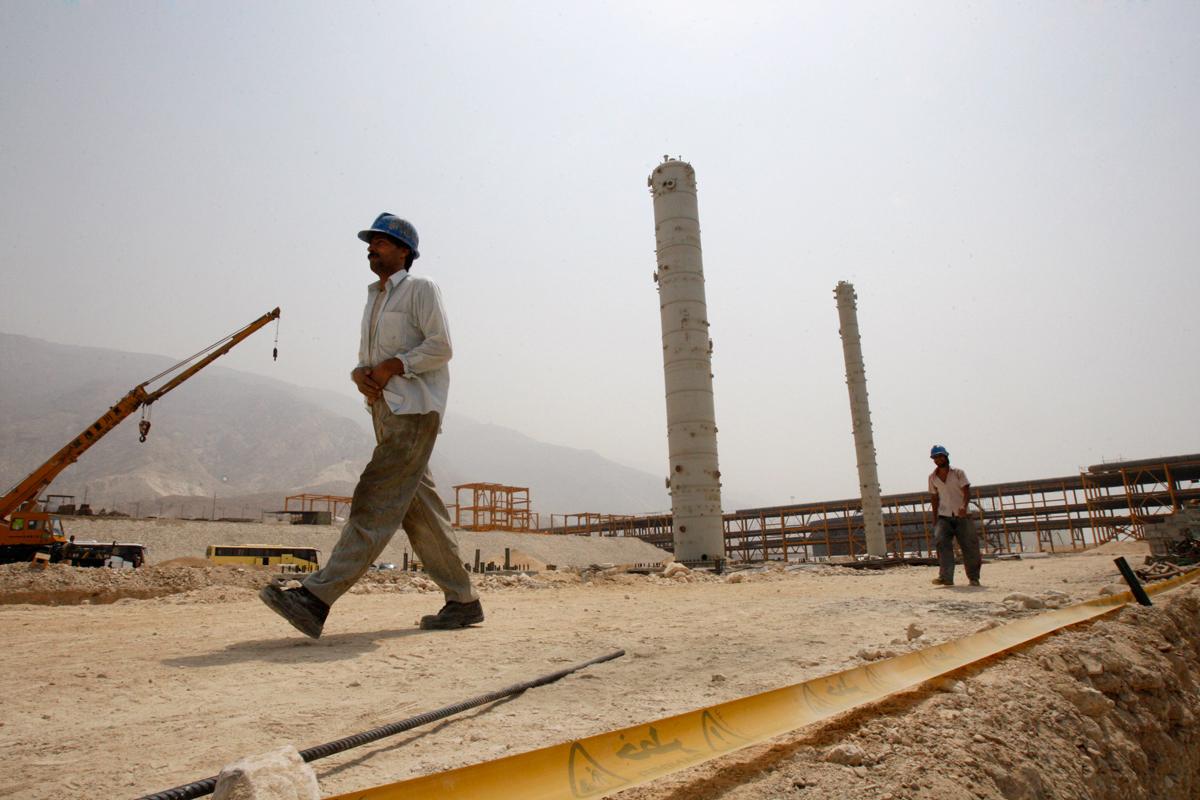 Total (Francia) y CNPC (China) invierten en Irán