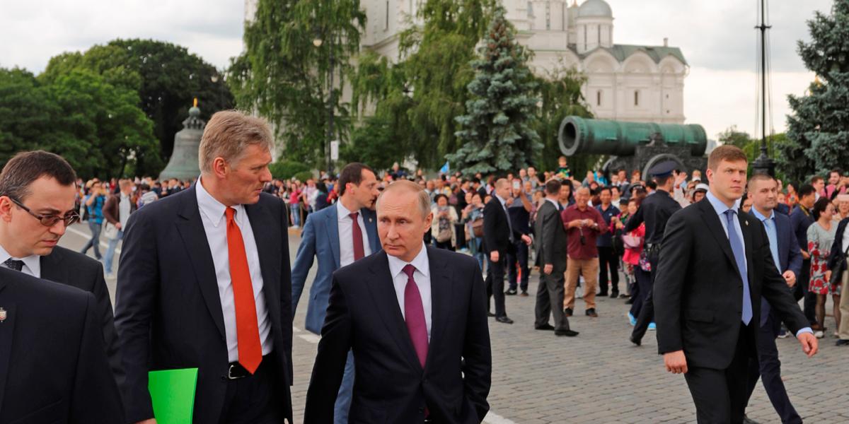 Se confirma reunión entre Trump y Putin