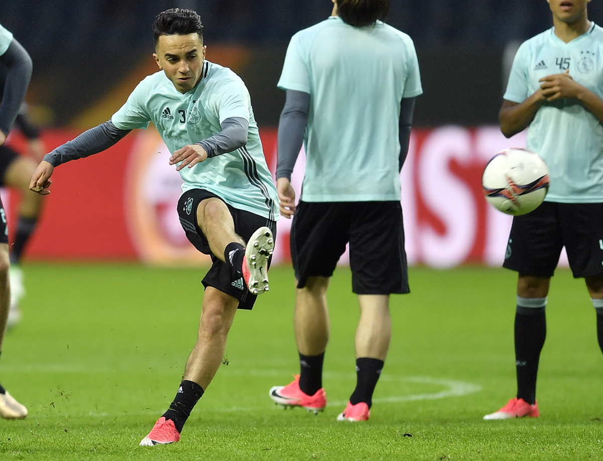 Nouri, jugador de Ajax, tiene daño cerebral permanente